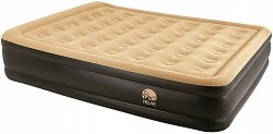 Надуваемо легло с вградена помпа - Queen Raised