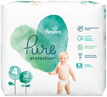 Pampers Pure Protection 4 -