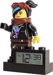 """Детски будилник - LEGO The Movie 2: Lucy - От серията """"LEGO: Филмът"""""""