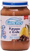 Ganchev - Пюре от круши с елда - продукт