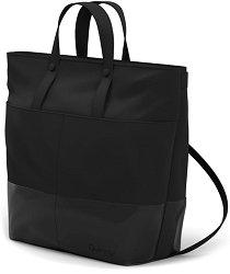Чанта-раница за бебешки аксесоари - Комплект с термобокс и подложка за преповиване -
