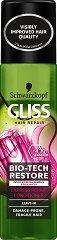 Gliss Bio-Tech Restore Express Repair Conditioner - Възстановяващ спрей балсам за крехка и склонна към увреждане коса - балсам