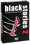 Black Stories 2 - Комплект карти за игра -