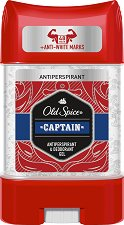 Old Spice Captain Antiperspirant Deodorant Gel -