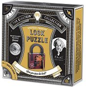 "Lock Puzzle - 3D пъзел от серията ""The Einstein Collection"" -"