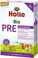 Диетична храна за недоносени бебета и деца родени с ниско тегло - Holle Bio PRE - Опаковка от 400 g за бебета от момента на раждането -