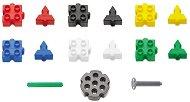 Детски конструктор - 500 + 100 части -