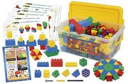 Детски конструктор - 270 части -