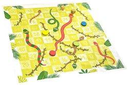 Змии и лиани - Детска състезателна игра -