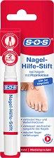 SOS Nail Aid Pen - Писалка против гъбички по ноктите -