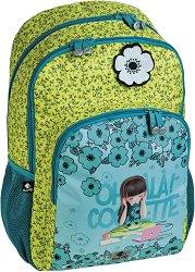 Ученическа раница - Oh La La Coquette - чанта