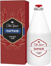 Old Spice Captain After Shave Lotion -