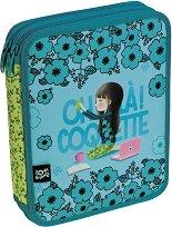 Несесер с ученически пособия - Oh La La Coquette - чанта