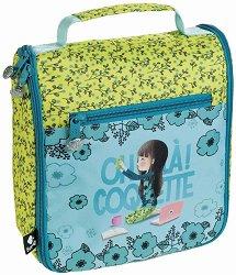 Детска чанта за козметични принадлежности - Oh La La Coquette - детски аксесоар