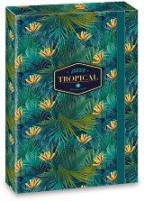 Кутия с ластик -Tropical Florida - Формат А4