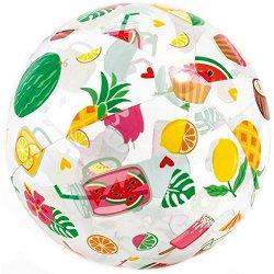 Надуваема топка - Лятно настроение - С диаметър ∅ 51 cm -