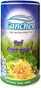 """Ganchev - Инстантен чай """"Лека нощ"""" с маточина, лайка и липа - Кутия от 200 g за бебета над 6 месеца -"""