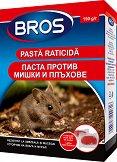 Паста против мишки и плъхове - Разфасовка от 150 g