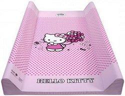 Повивалник с мека основа - Hello Kitty -