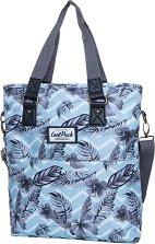 Чанта за рамо - Amber: Surf Palms - детски аксесоар
