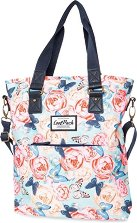 Чанта за рамо - Amber: Butterflies -