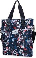 Чанта за рамо - Amber: Ocean Garden -
