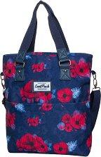 Чанта за рамо - Amber: Red Poppy - раница