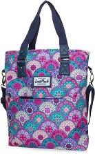 Чанта за рамо - Amber: Pastel Orient -