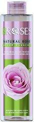 "Nature of Agiva Natural Rose Water - Натурална розова вода от серията ""Roses"" - гел"