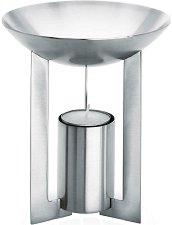 Арома лампа за етерични масла - Cino Aroma Light - В комплект със свещ - продукт