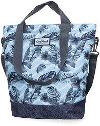 Чанта за рамо - Soho: Surf Palms -