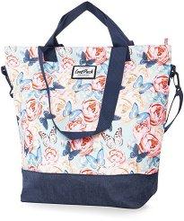 Чанта за рамо - Soho: Butterflies - раница