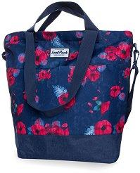 Чанта за рамо - Soho: Red Poppy - раница