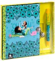 Таен дневник с химикалка - Oh La La Coquette -