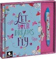 Таен дневник с химикалка - Dreams -