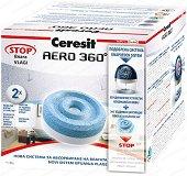Таблетки за влагоабсорбатор - Ceresit Aero 360° - Опаковка от 2 броя по 450 g