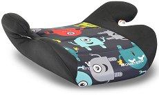Детско столче за кола - Monsters - За деца от 15 до 36 kg - столче за кола