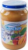 Ganchev - Пюре от праскови с грис - залъгалка