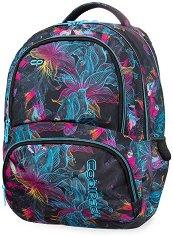 Ученическа раница - Spiner: Vibrant Bloom - раница