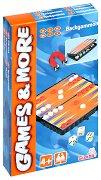 """Табла - Магнитна игра от серията """"Games and More"""" -"""