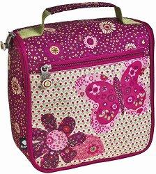 Детска козметична чанта - Patchwork - чанта