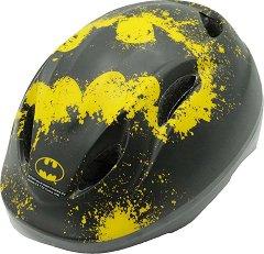 Детска каска - Батман - Аксесоар за велосипед -