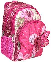 Ученическа раница - Patchwork - чанта