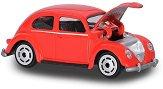 """Volkswagem Beetle - Метална количка с отварящ се капак от серията """"Vintage"""" -"""