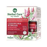 Farmona Herbal Care Red Quinoa Lifting-Illuminating Face Mask - масло