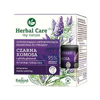 Farmona Herbal Care Black Quinoa Cleansing-Detoxifying Face Mask - маска