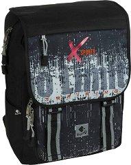 Ученическа раница - Xsports - портмоне