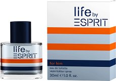 Life by Esprit for Him EDT - Мъжки парфюм -