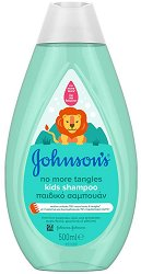 Johnson's Kids No More Tangles Detangling Shampoo -