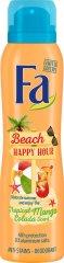 Fa Beach Happy Hour Tropical Mango Colada Deodorant - Дезодорант с аромат на коктейл манго колада -